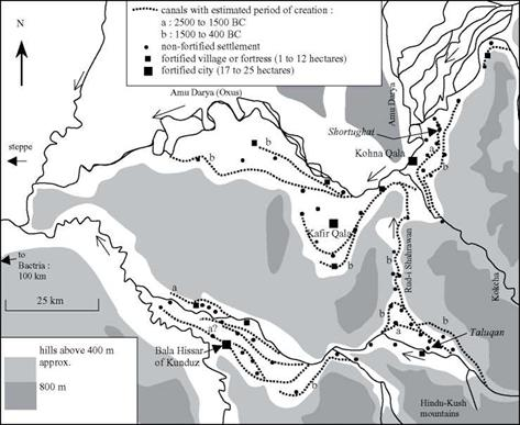 On the steppes of central Asia: Irrigation in Bactria and Margiana before the arrival of Alexander the Great