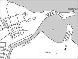 Other Roman ports and navigation works