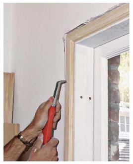 INSTALLING? SQUARE-CUT DOOR CASING & INSTALLING? SQUARE-CUT DOOR CASING | Library builder