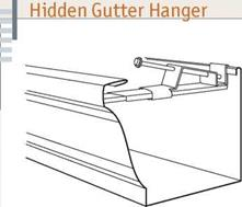 Different Types Of Gutter Hangers Bing Images
