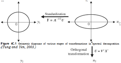 Orthogonal Transformation Techniques