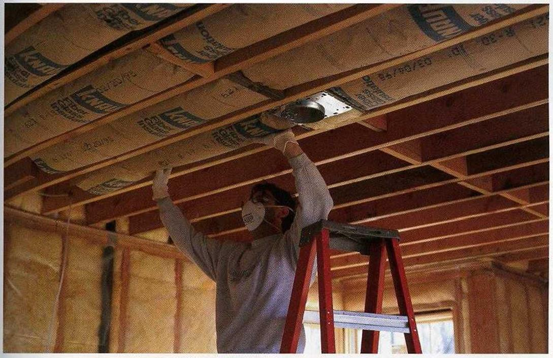 Safety on the Job WORKING WITH FIBERGLASS INSULATION