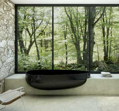 Brand new bath: elegantly and especially