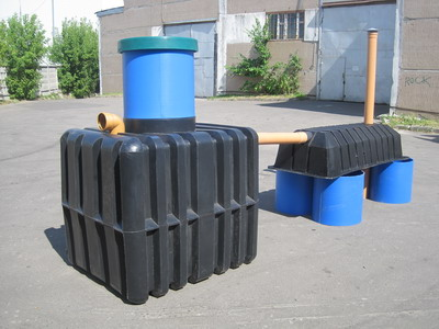Advantages of septic tanks from fibreglass