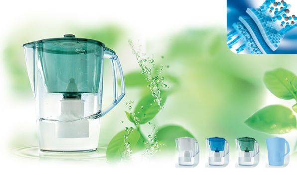 Water-purifying devices