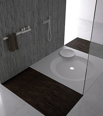 Miniatyurizm of a modern shower cabin: style and convenience